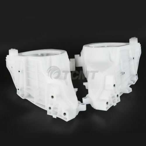 Unpainted Inner Fairing Speakers Cover For Harley Touring Electra Glide 14-18