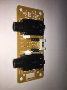 WK351400 Headphone circuit board for P85 piano