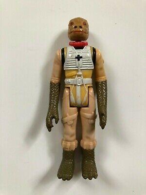 """1980 Vtg Kenner Star Wars Bossk Bounty Hunter 3.75/"""" Action Figure Loose"""