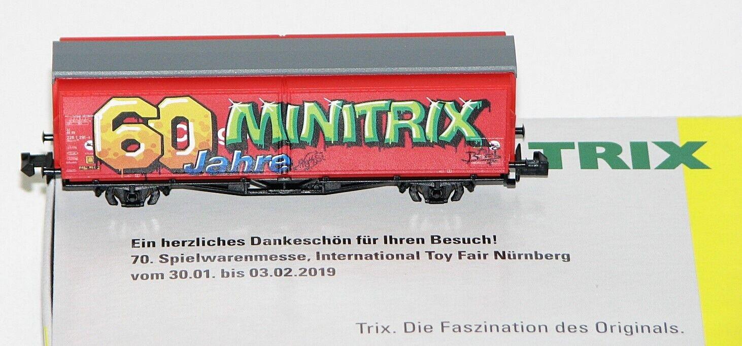Minitrix   Trix N SoMo Messemodell Spielwarenmesse Nürnberg 2019 - NEU  OVP  | Modern Und Elegant