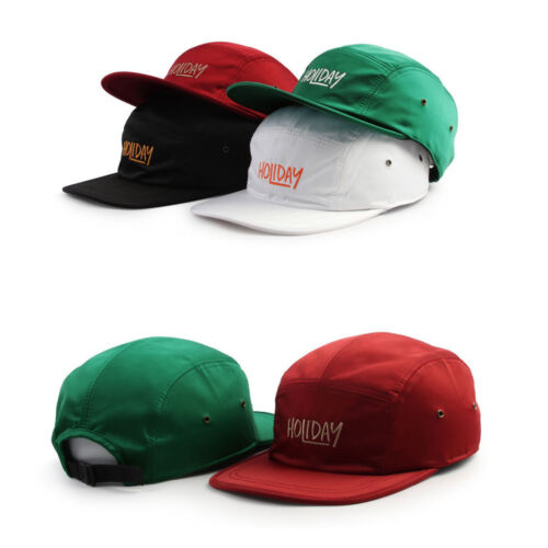 Unisex Mens Womens Mqum Holiday Casual Camp Cap Baseball Cap Strapback Hats