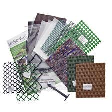Materialproben Gartenbedarf Gartenbauzubehör Sichtschutz Pflanzenschutz HaGa®