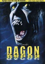 Dagon (2002, DVD NEUF) CLR/CC/5.1/WS/SPA SUB