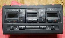 Genuine Audi Temperature Control / HVAC Control / HVAC Head unit 8E0820043BM5PR