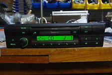 SKODA BLUES autoradio werksradio mit CD und MP3 abspieler, CODE vorhanden