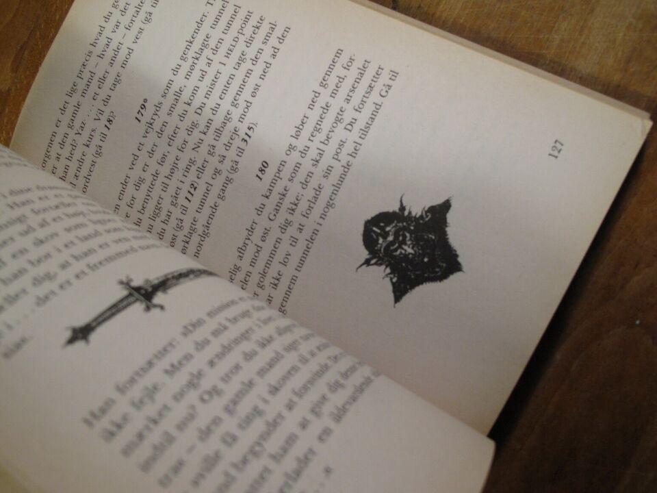 Sværd og Trolddom 16, 1. oplag, Robin Waterfield