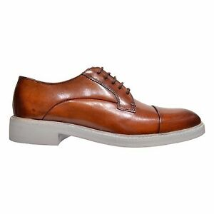 2ee5f5b5915b Ted Baker Aokii 2 Men s Burnished Leather Semi-Casual Cap Toe Oxford ...