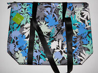 Vera Bradley Cooler Tote Bag Camofloral Padded Insulated Lighten Up