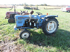 Hinomoto  E 180 diesel garden tractor for rebuilding or will sell parts,