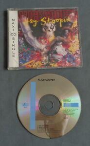 ALICE COOPER Hey stoopid MAXI SINGLE CD 3 tr 1991 DADC Austria PS EPC 656983 5