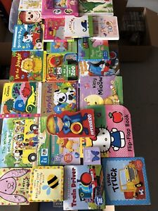 Job Lot of 15 Bundle Baby/Toddler Board Story Books Musical/Noise