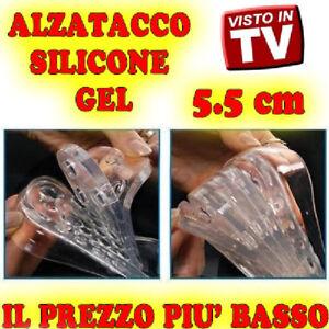 plantare-SOLETTA-tacco-gel-alza-ALZATACCO-statura-fino-5-cm-invisibile-siliconew