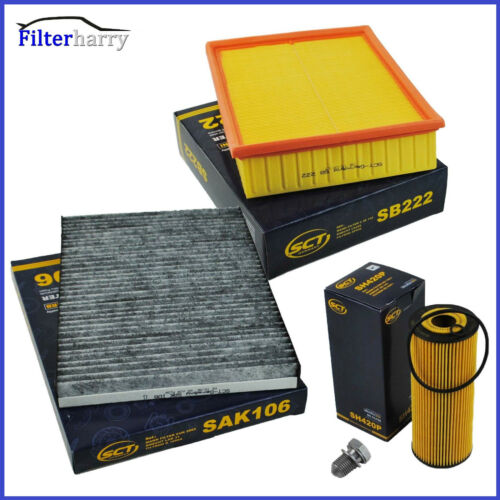 Inspection paquet jeu jeu de filtres vw passat 3b 3bg 1,9 /& 2,0 tdi