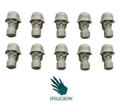 Spellcrow Blitzkrieg Orcs Heads Orcs BITS