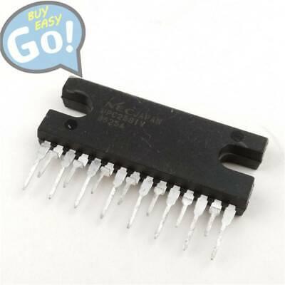 UPC2581V ZIP15 Integrated Circuit from UK Seller