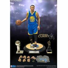 ENTERBAY Real Masterpiece NBA Collection - Stephen Curry Action Figure 1/6 Scale