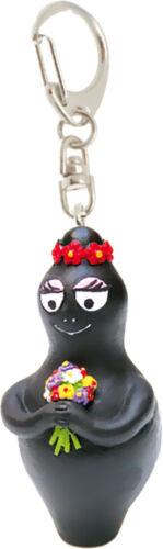 Barbapapa/' Mini Keyring Schlüsselanhänger Barbamamma PLASTOY
