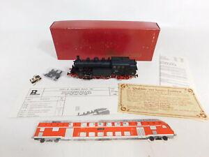 Ce275-1-RIVAROSSI-h0-dc-1360-Tenderlok-Locomotive-a-Vapeur-77-122-DB-NEM-Neuw-neuf-dans-sa-boite
