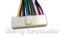 Wire Wiring Plug Harness For Pioneer Keh-2600 / Keh-2650