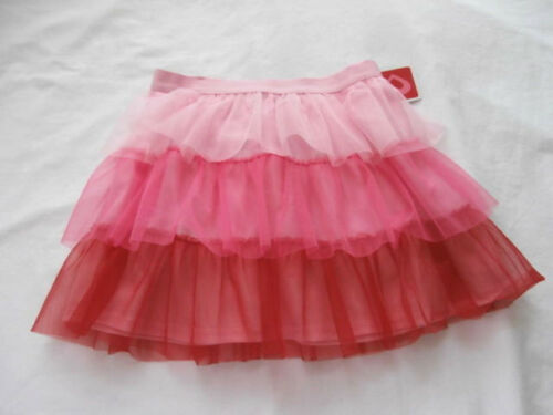 Ruffled Valentine Day Toddler Girls Tulle Skirt You Choose Three Tiered