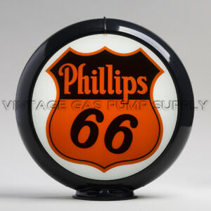 "Only G160 U.S FREE SHIPPING Phillips Ethyl Bar 13.5/"" Gas Pump Globe"