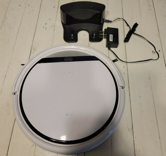 ILIFE V3s Pro Robot White Vacuum Cleaner With Charging Dock - No Remote