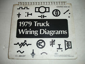 image is loading 1979-ford-truck-b-f-600-800-series-wiring-
