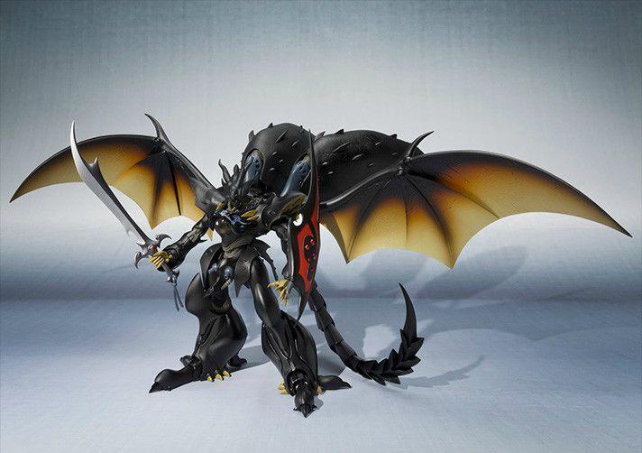 Robot Spirits Lateral Ab Aura Battler Dunbine Zwauth Figura Bandai Nuevo De