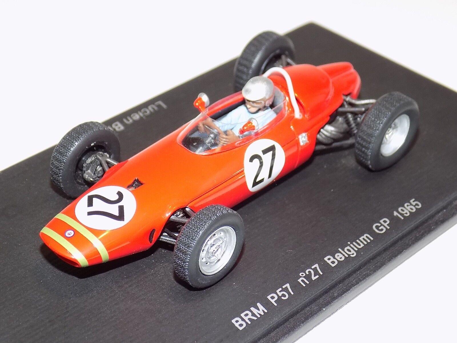 1 43 Spark BRM P57 P57 P57 car Belgium GP 1965   S1737 265b58