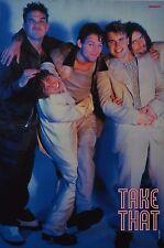 TAKE THAT - A3 Poster (ca. 42 x 28 cm) - Gary Barlow Clippings Fan Sammlung NEU