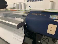 Roland Soljet Ej 640 In Good Working Condition