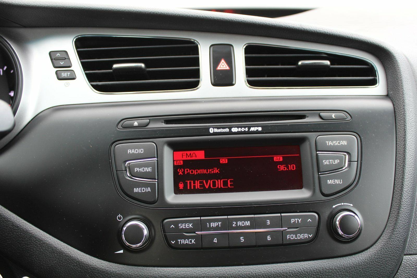 Kia Ceed 1,4 CVVT Family+ SW - billede 10