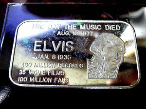 Bar Mint .999 Fine Rare 1977 Coca Cola Philadelphia Limited Mint Silver 1 oz