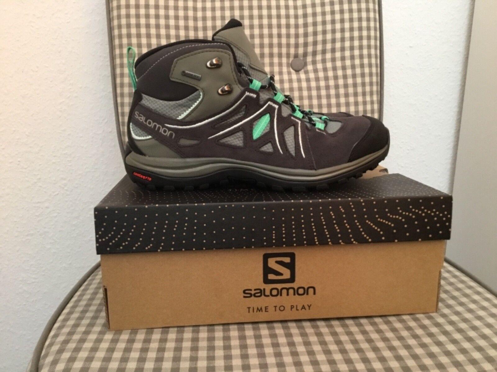 Salomon ELLIPSE 2 MID GTX W escursioni a piedi da Donna Sautope Trekre Taglia  selezionabile nuovo in KARTO