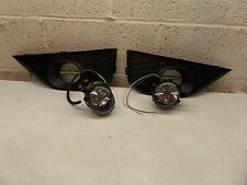 SEAT IBIZA (6J) FRONT BUMPER FGNLAMPS AND SURROUNDS : 6J0853665A/6J0853666A ETC!