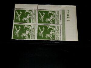 793-rarement-vu-Danemark-Bloc-C1-W-plaque-neuf-sans-charniere