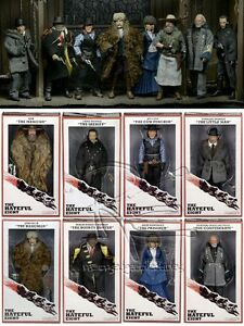 Neca The Hateful Eight Film 8 pouces Action Figure Set de nouveaux 634482149331