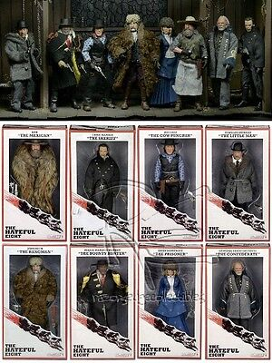 Demian Bichir THE HATEFUL EIGHT MOVIE 8IN CLOTHED FIGURE Bob