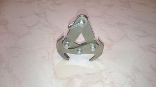 Multifunctional Gravity Hook High Performance Grappling Hook Stainless Steel