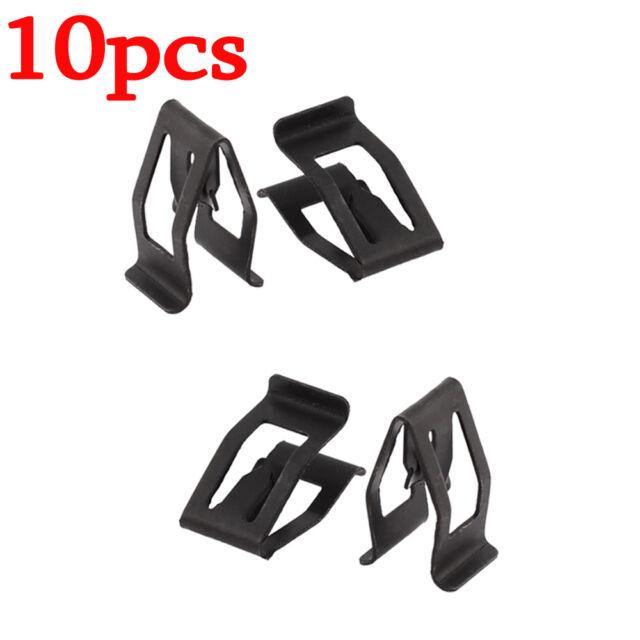 Metal Buckle Meter Trunk Mat Edging Strip Special Buckles 10* Car U-shaped Hot