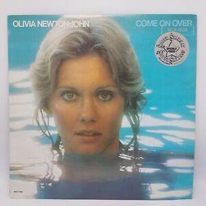 Olivia Newton-John - Come On Over - LP - MCA-37062 NM / VG+