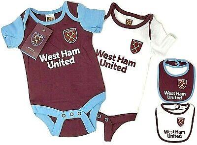 NEWCASTLE UNITED FC BABIES BODY PRAM SUIT SHORT SLEEVE BABY GROW VEST NUFC Utd