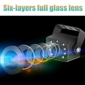 8-LED-Night-Vision-voiture-arriere-universelle-Camera-de-recul-couleur-etanche