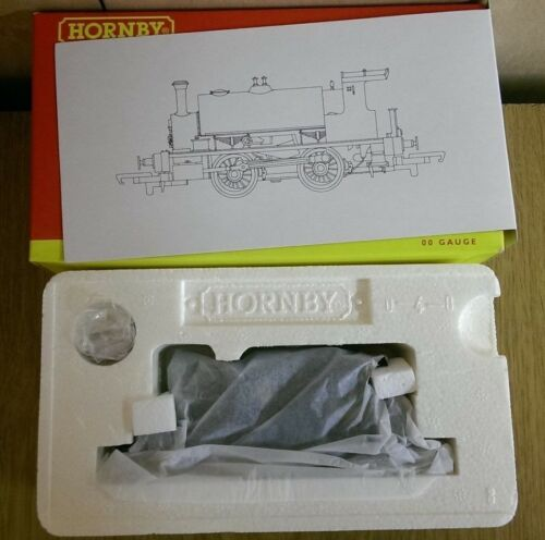 1 of 1 - Hornby R2960 BR 0-4-0 Hornby Collector Club Loco 2010