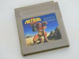 Game-Boy-METROID-II-2-Cartridge-Only-Nintendo-Japan-gbc