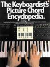 The Keyboardist's Picture Chord Encyclopedia by Leonard Vogler 9780825611322