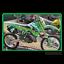 Coprisella-copertina-sella-Kawasaki-Kx-125-250-1994-1998-Team-Tecnosel-1998 Indexbild 2