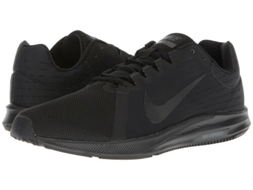 002 Mens Shoes Downshifter 8 Nike 908984 Black black Running 8wOPkXN0n