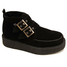 TUK Mondo Lo Creeper Buckle Boot Mens Size UK6/Ladies UK7/EU40 A8286