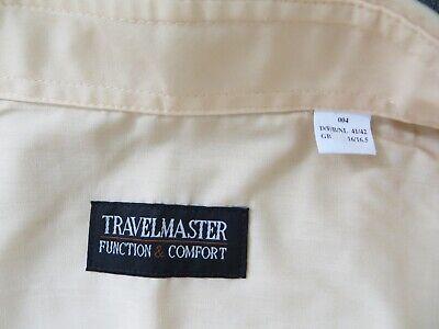 ### Travelmaster Herrenhemd ### Den Menschen In Ihrem TäGlichen Leben Mehr Komfort Bringen